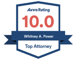 Avvo 10.0 Top Attorney Badge
