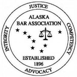 Alaska Bar Association Seal