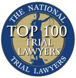 National Trial Lawyers Logo
