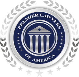 Premier Lawyers Badge