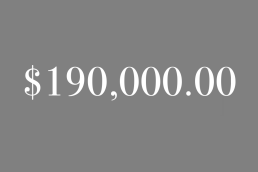$190,000