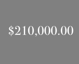 $210,000