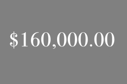 $160,000